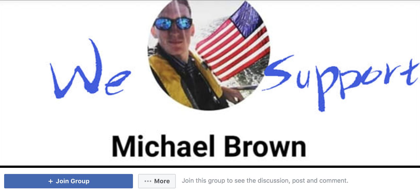 michael alexander brown
