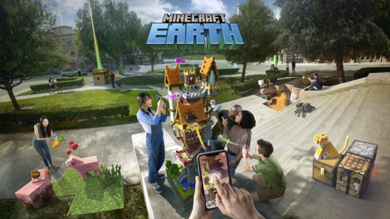 Minecraft Earth Download iOS