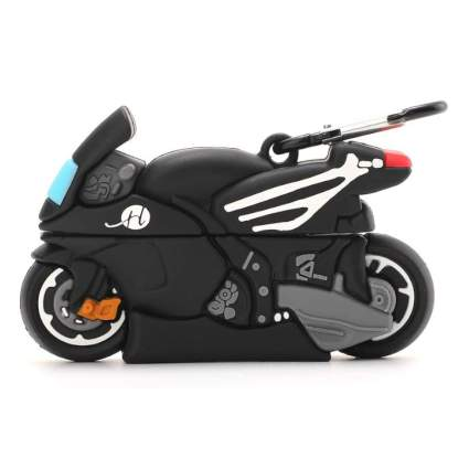 motorcycle airpods pro case