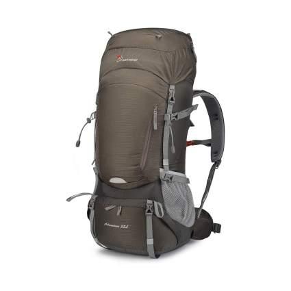 MOUNTAINTOP 55/65 Liter Internal Frame Backpack