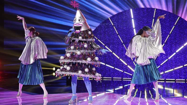 Christmas Tree The Masked Singer