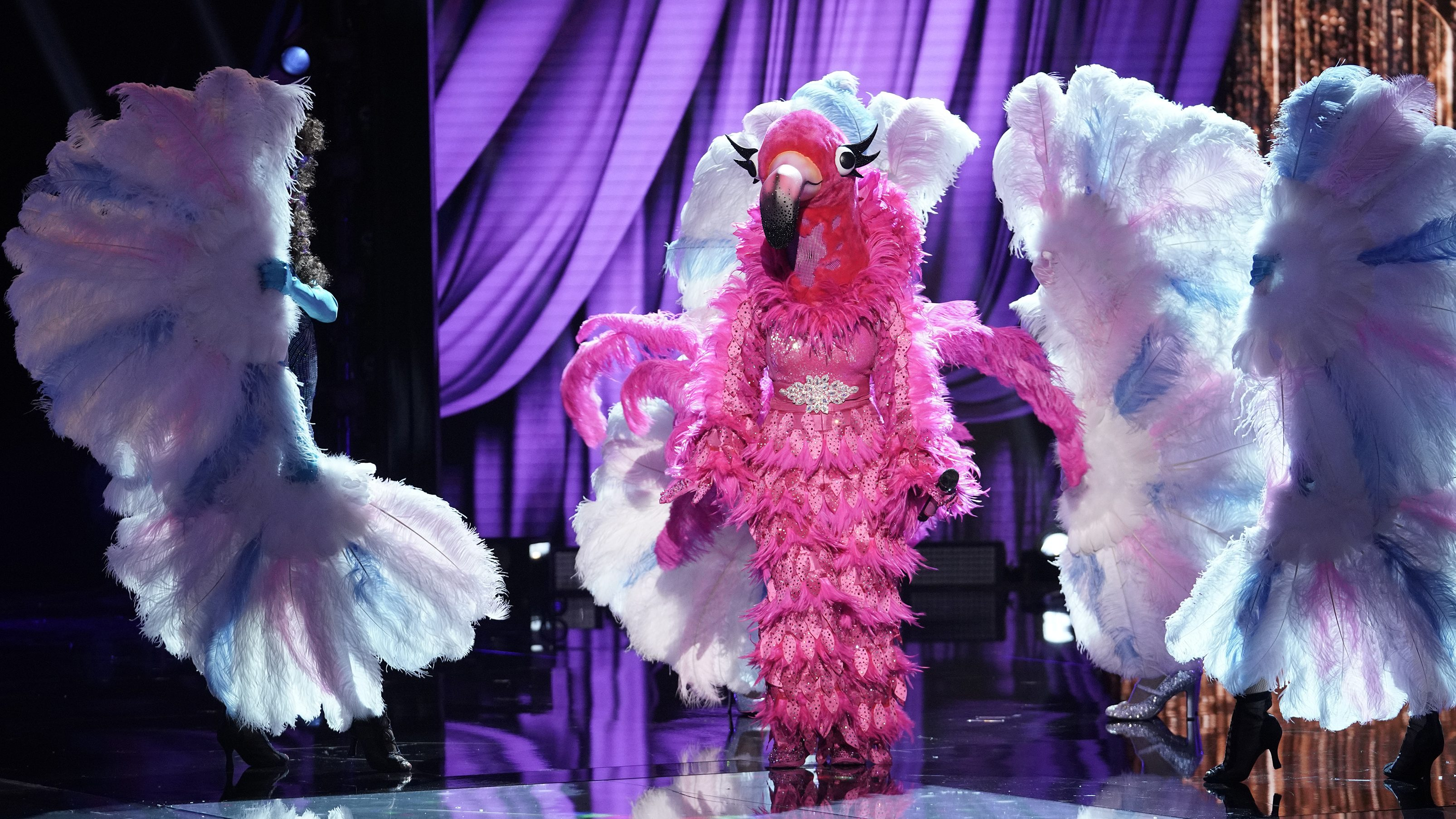 Who Is Performing On The Masked Singer Tonight Heavy com