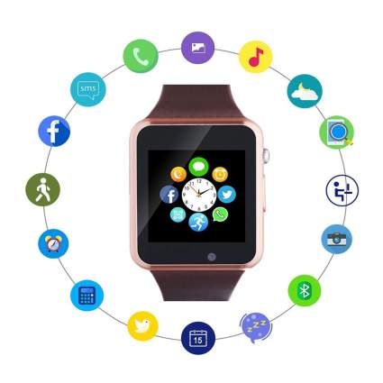multifunction smartwatch