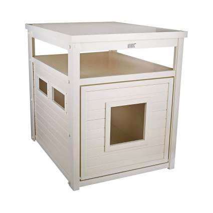 ecoFlex Litter Loo Litter Box Cover End Table