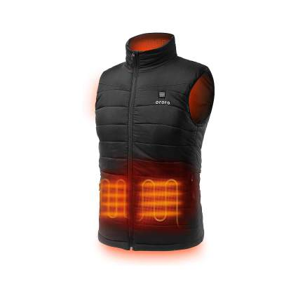ororo Lightweight Heated Vest with Battery Pack