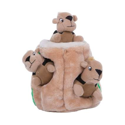 Outward Hound Interactive Plush Hide and Seek Puzzle Toy