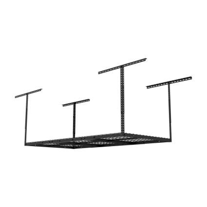 Fleximounts 3 by 6 Foot Overhead Garage Ceiling Storage Rack
