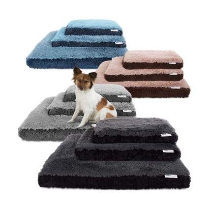 Paws & Pals Furry Pet Beds for Dogs