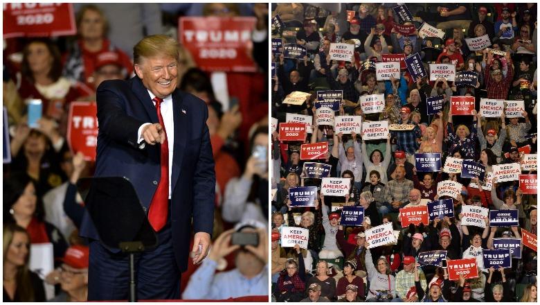 Trump Mississippi Rally