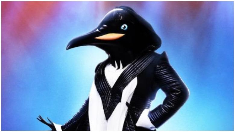 Penguin 'The Masked Singer'