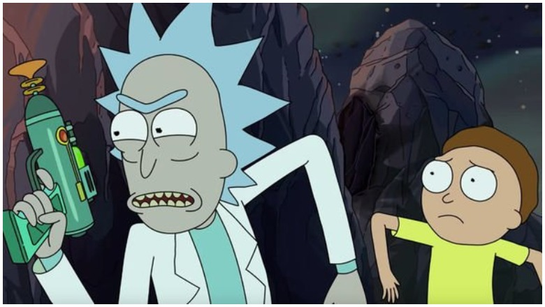 Rick And Morty Season 4 Episode 2 Adultswim Com Vs The App Heavy Com