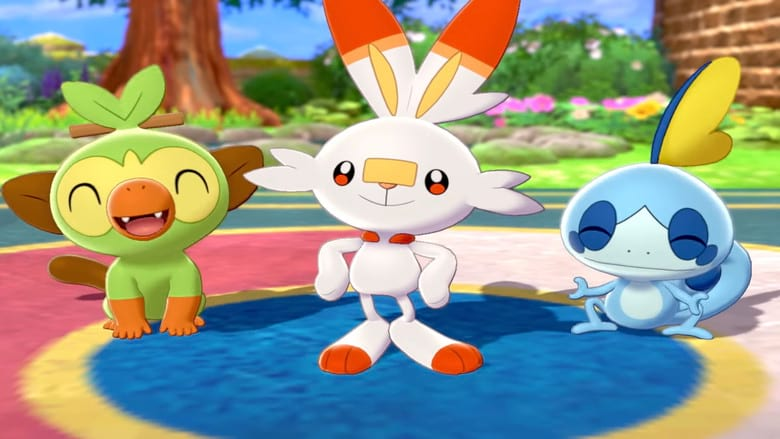 Pokemon Sword and Shield Version Exclusives