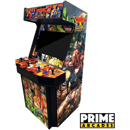 Four Player Arcade Machine