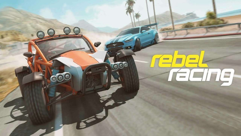 Rebel Racing Game