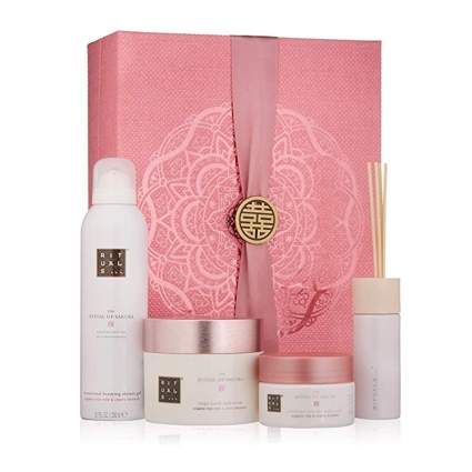renewing bath gift set