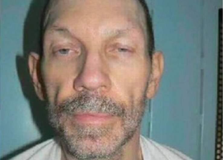 Charles Rhines in Prison