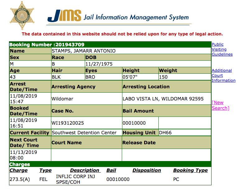 Bad Azz Riverside County sheriff