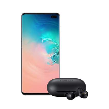 Samsung Galaxy S10+ With Free Galaxy Earbuds