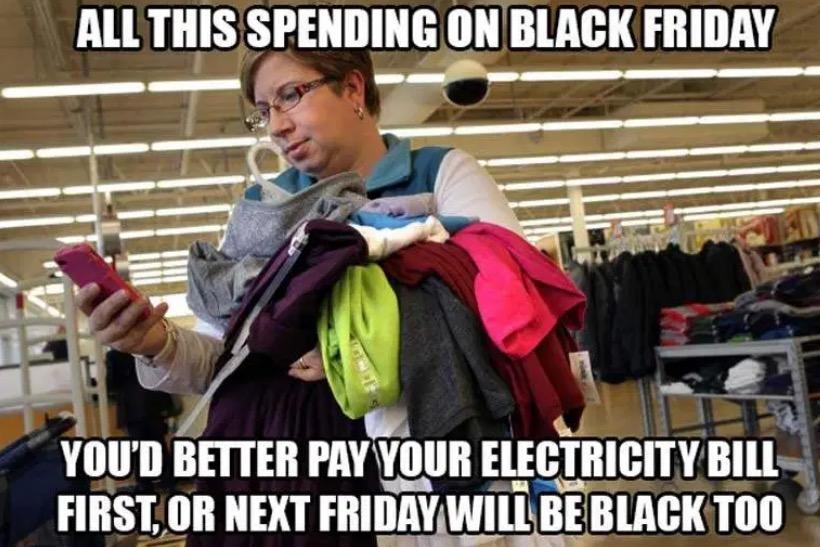 Black Friday 2019 Memes Jokes For The Crazy Shopping Day Heavy Com