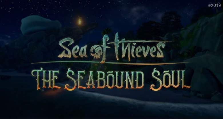 Sea of Thieves The Seabound Souls