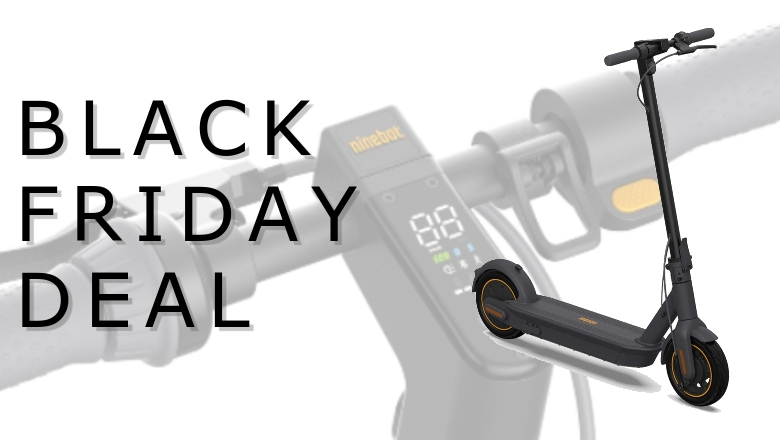 segway scooter black friday deal