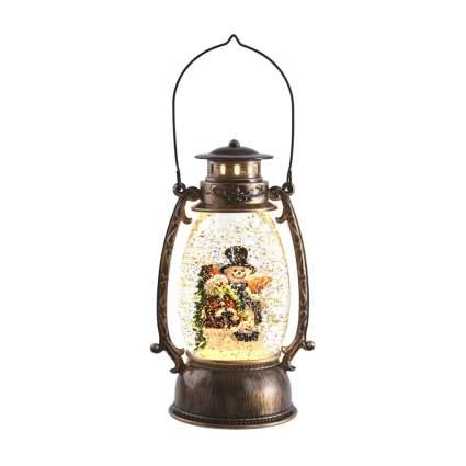 light up snow globe lantern