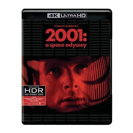 2001 Space Odyssey movie cover