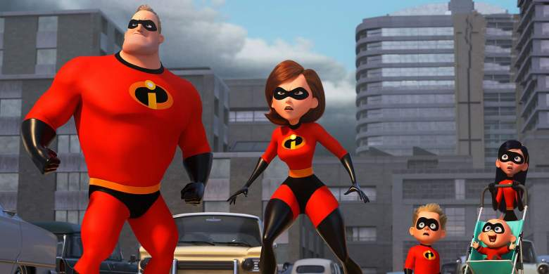 stream the incredibles