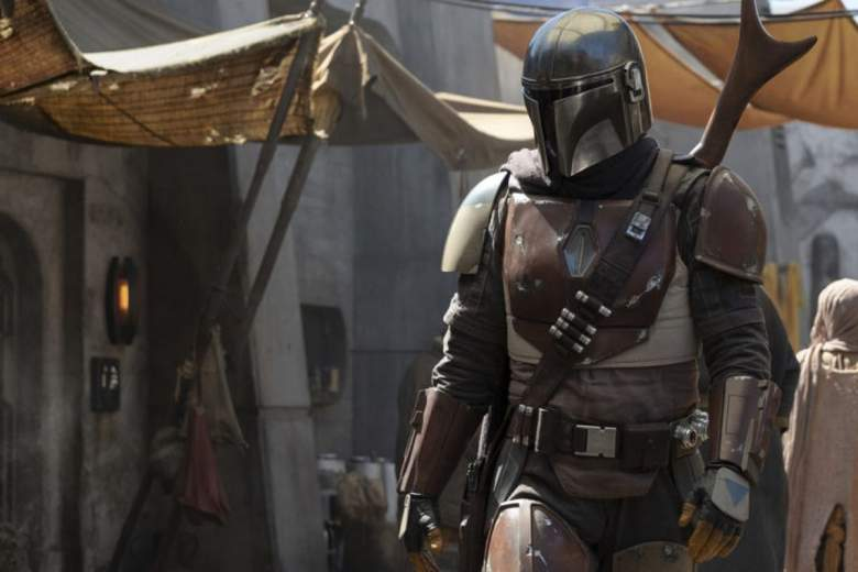 stream the mandalorian
