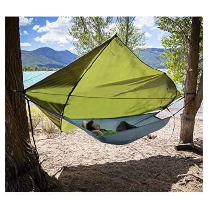 tented hammock