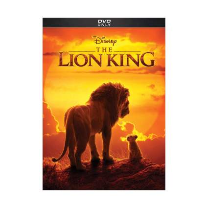 The Lion King DVD cover