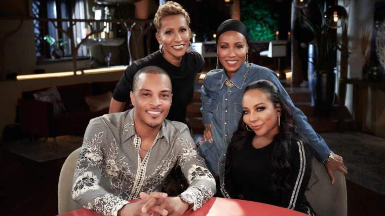 TI and Tiny join Jada Pinkett-Smith to talk about recent controversies.