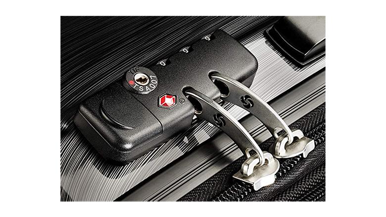 TSA suitcase locks