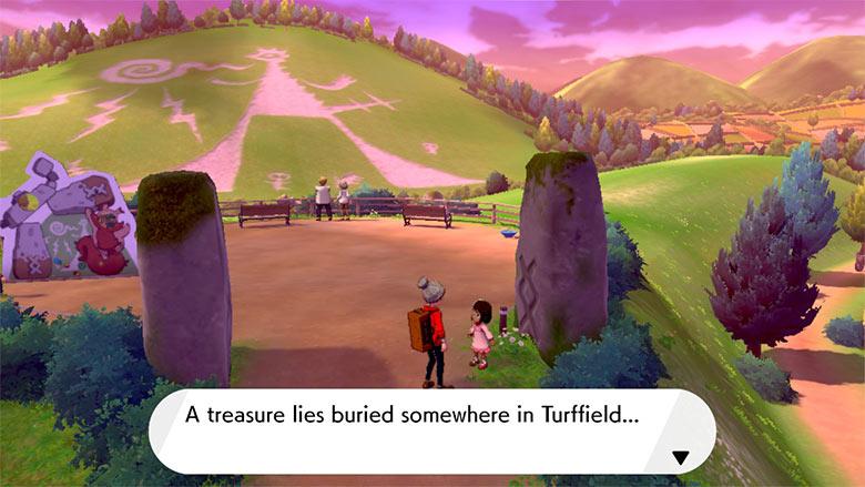 turffield treasure