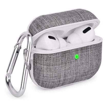 vmoro canvas airpods pro case