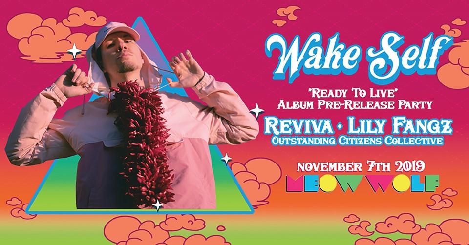 Wake Self Ready to Live