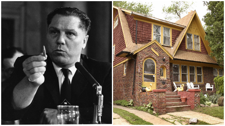 who killed Jimmy Hoffa