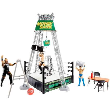 Money in the Bank toy