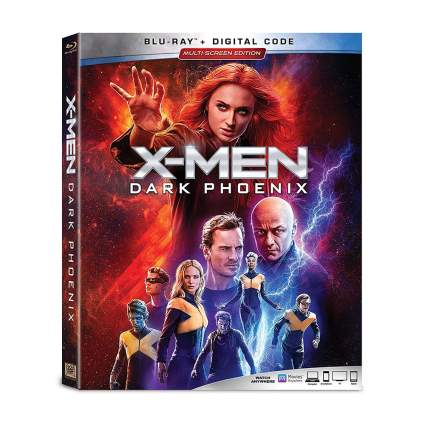 X-Men Blu-ray cover