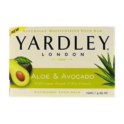 Yardley London bar soap