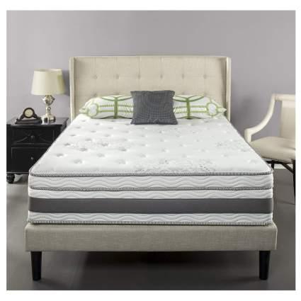 gel infused memory foam mattress