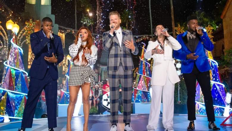 Disney Channel Holiday Party Pentatonix