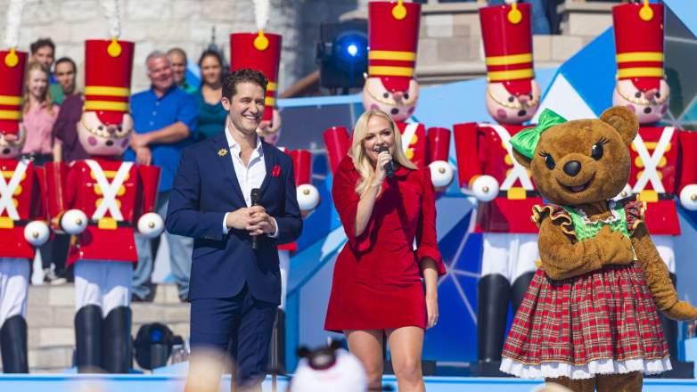 Disney Christmas Day Parade