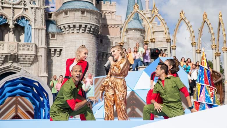 Disney Channel Holiday Party at Walt Disney World