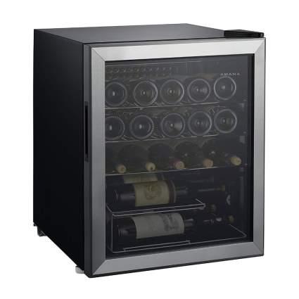 25 bottle wine cooler