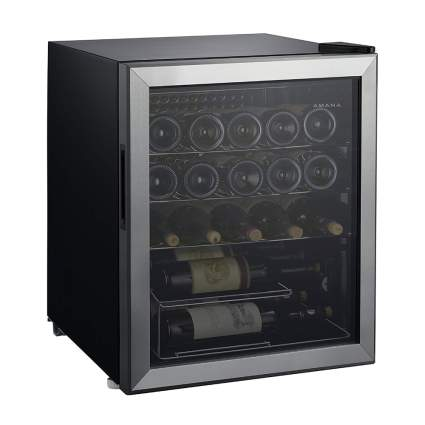 25 bottle wine cooler