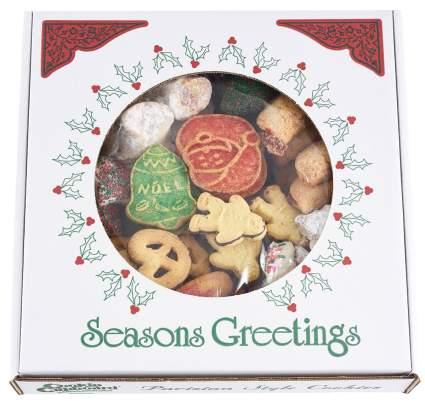 David'S Cookies European Christmas Cookies