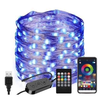 smart LED christmas tree lights