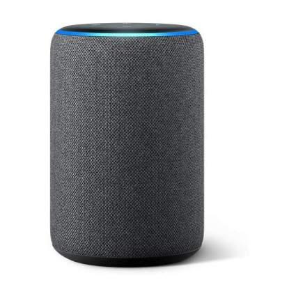 Charcoal Amazon Echo device