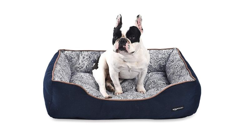 AmazonBasics Cuddler Dog Bed